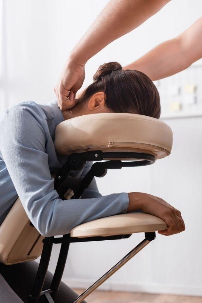 massage assis en entreprise bruxelles