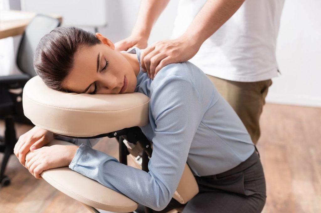 massage en entreprise bruxelles