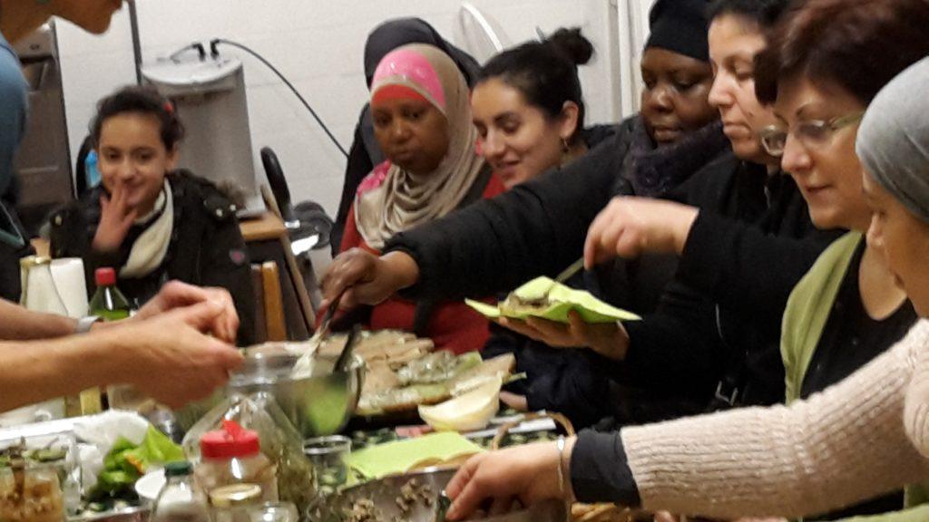 atelier cuisine promotion sociale